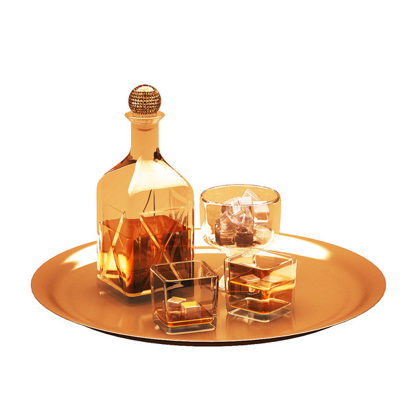 whiskey set max