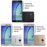 samsung galaxy on7 3d dxf