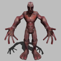 3d zombie monster games