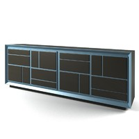 3d model baxter maxime cabinet
