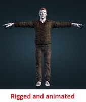Male Zombie 2