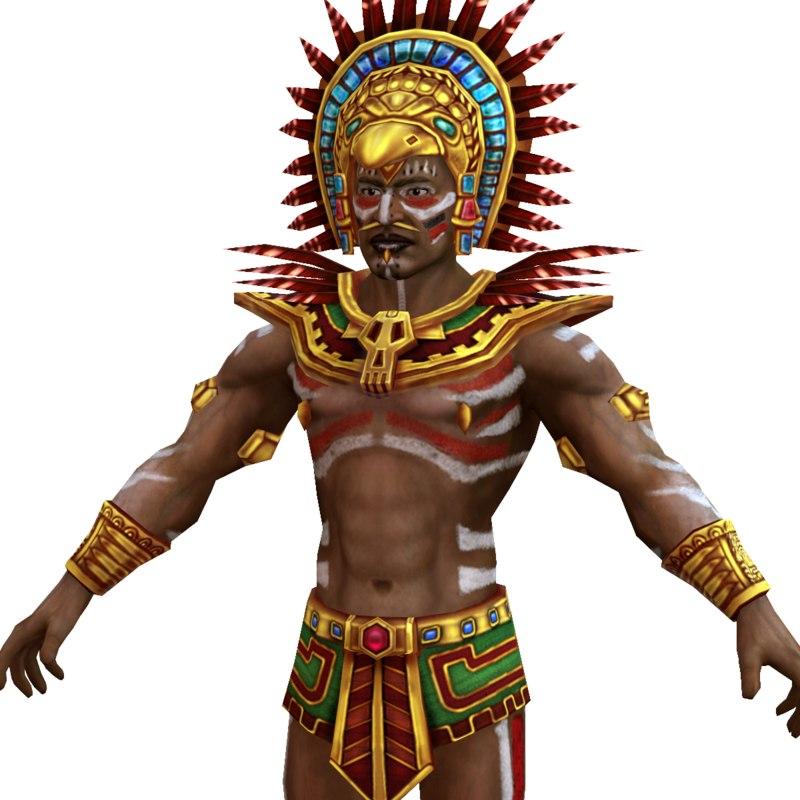 max mayan priest