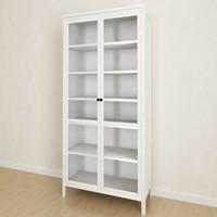 ikea hemnes cabinet 3d 3ds