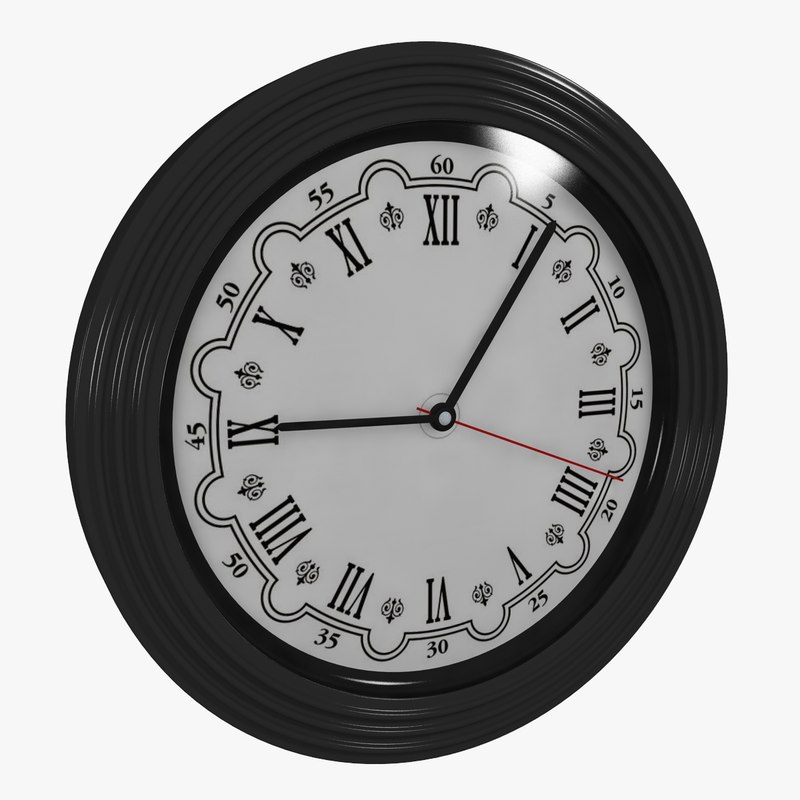 free dwg mode clock