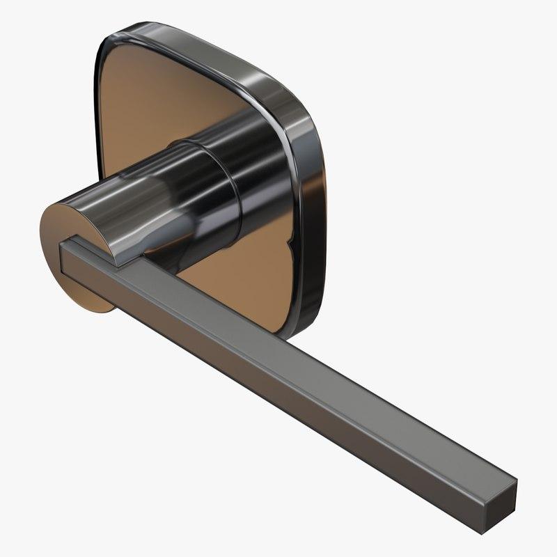 3d door lock