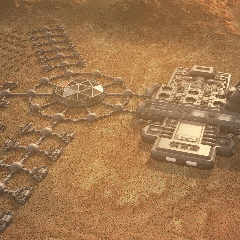 mars station max