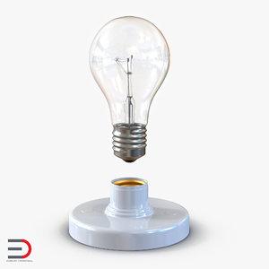 max electric light bulb set