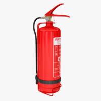 extinguisher 3d lwo