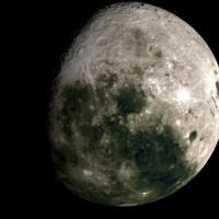 c4d moon rendered 32