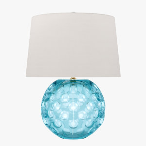 caprice lamp 3d model