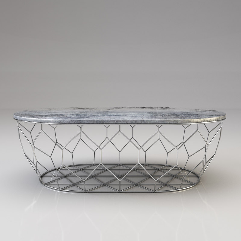 3d bolia couch table