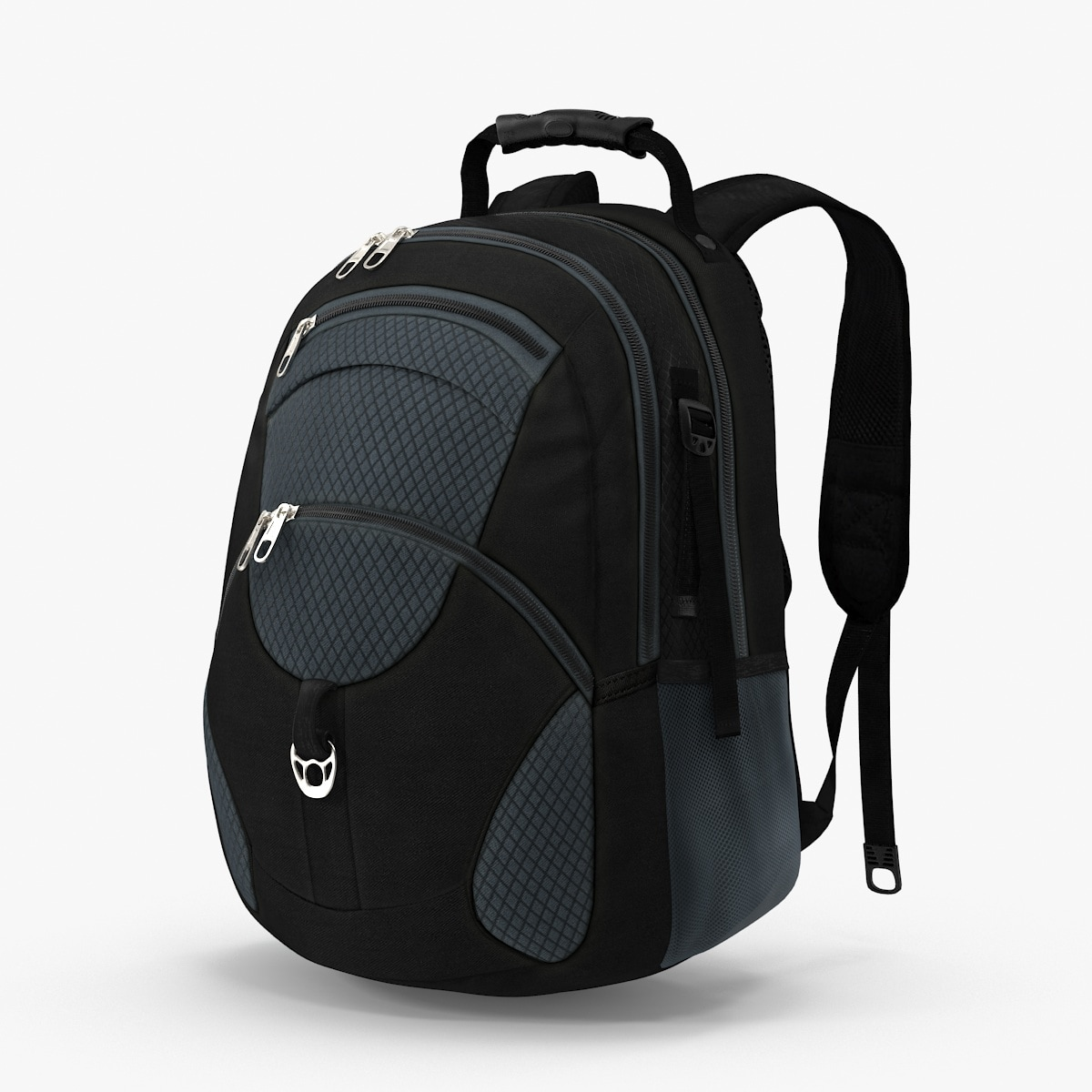 backpack pack 3d max