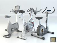 3d model bikes