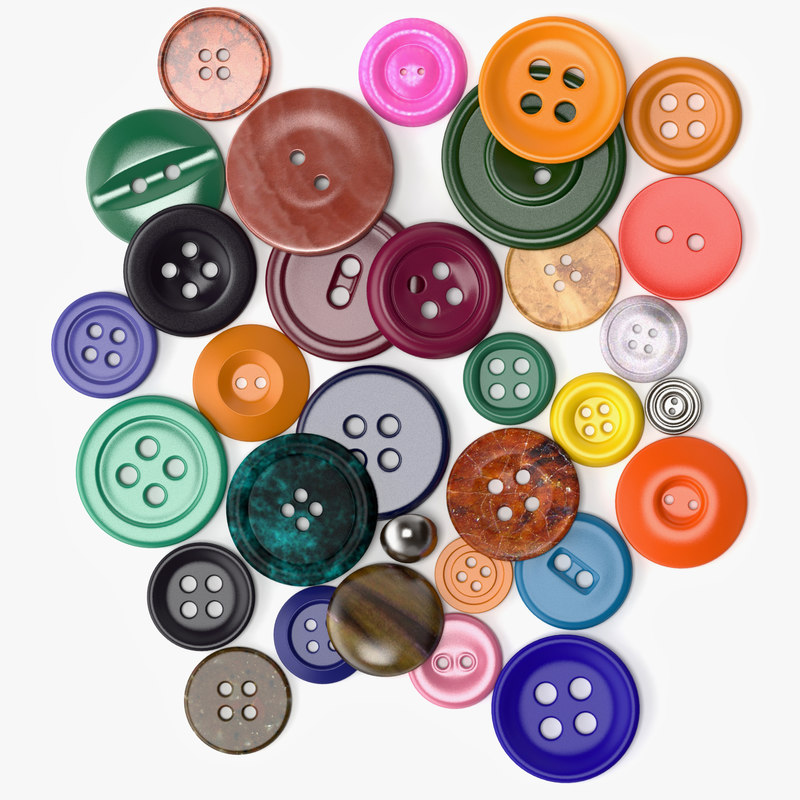 3d buttons c