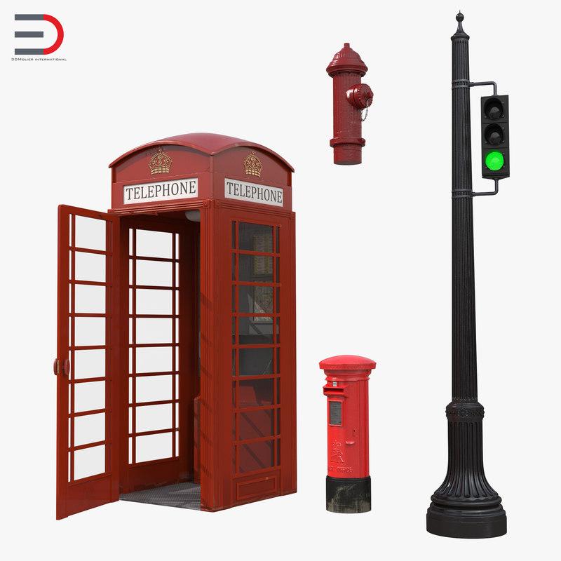 london elements c4d