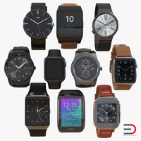 smartwatches watch s c4d
