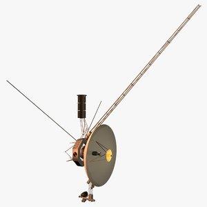 c4d voyager nasa spacecraft