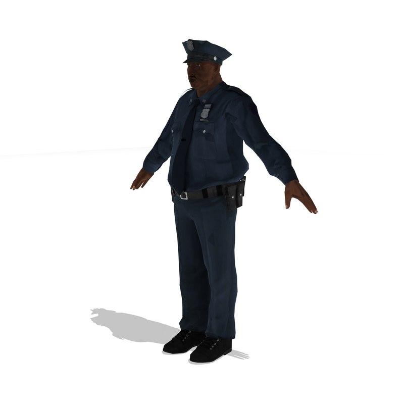 police man max