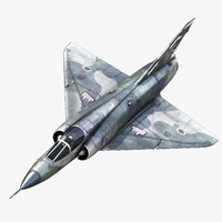 Dassault Mirage III Fighter
