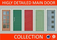 Main Door Collection