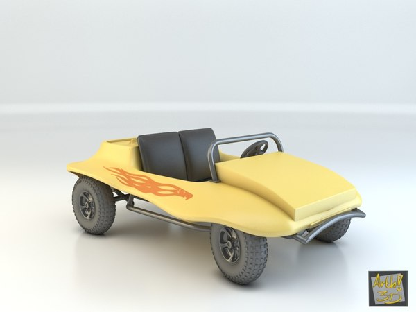 toy car buggy max