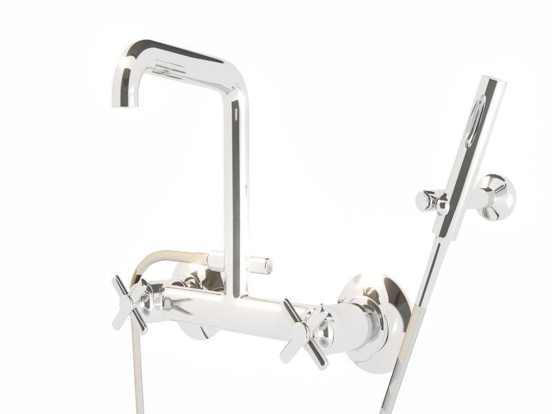 3d max faucets