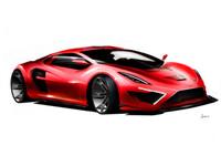 Chevrolet Corvette Hybrid concept