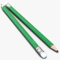 3d pencil generic