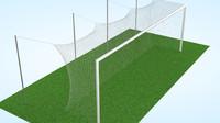football goal