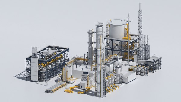 3d factory kitbash