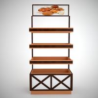 3d bread rack