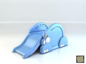 elephant slide max