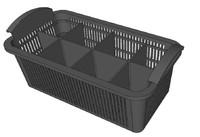 cutlery basket 3ds