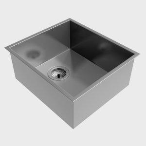 3d model clark razor large bowl