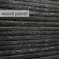 wood panel burnt coal 3d max