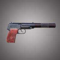 Makarov PB Silent Pistol