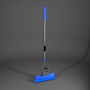 3d model mop