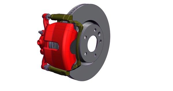 car disc brake ige