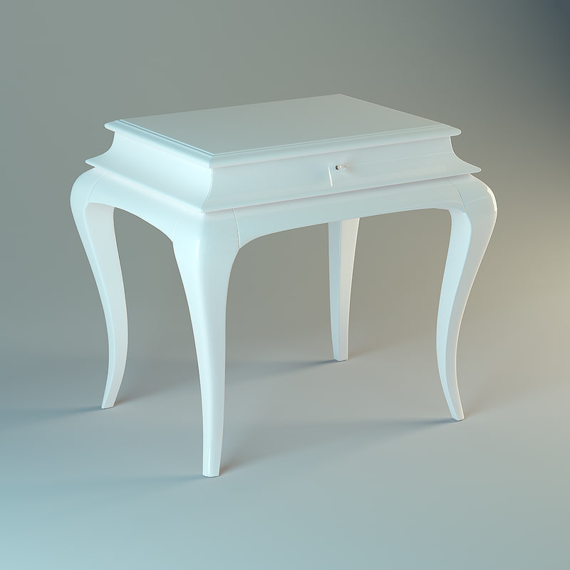 3d table classical model