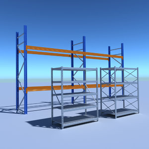 industrial rack pack x
