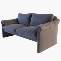 Sofa WK 662 milano