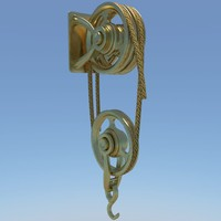Old pulley - Updated