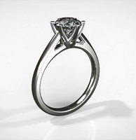 Solitaire Ring Diamond