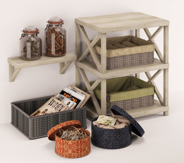 baskets boxes max