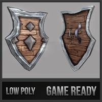 max shield 02 medieval fantasy