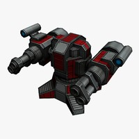 rocket launcher sci-fi max
