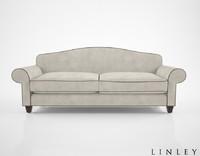 linley andrea sofa 3d max