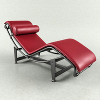 Recliner LC4 (Le Corbusier) Chaise Longue