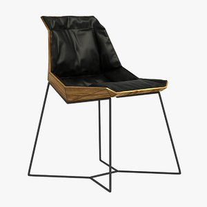 3d model chair contemporary seatings