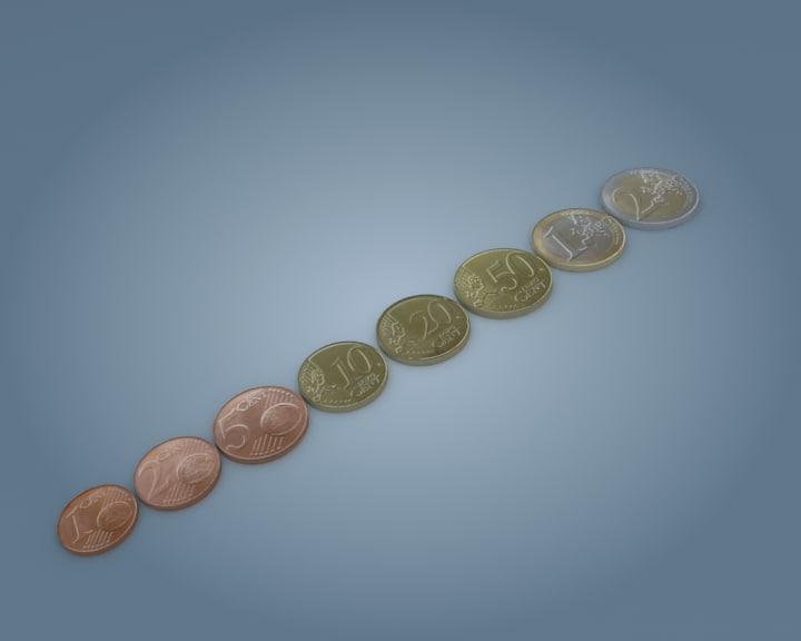 euro coins max